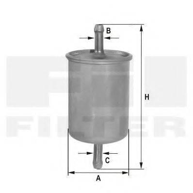 FIL FILTER ZP8009FM Топливный фильтр