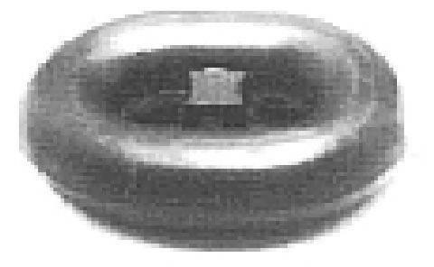METALCAUCHO 02420 Буфер, глушитель