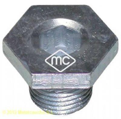 METALCAUCHO 02452 Резьбовая пробка, маслянный поддон