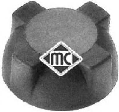 METALCAUCHO 03574 Крышка, резервуар охлаждающей жидкости
