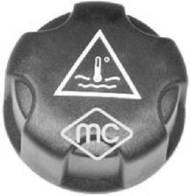 METALCAUCHO 03881 Крышка, резервуар охлаждающей жидкости