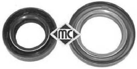 METALCAUCHO 04564 Уплотняющее кольцо вала, фланец ступенчатой коробки передач