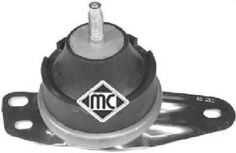 METALCAUCHO 04806 Подвеска, двигатель
