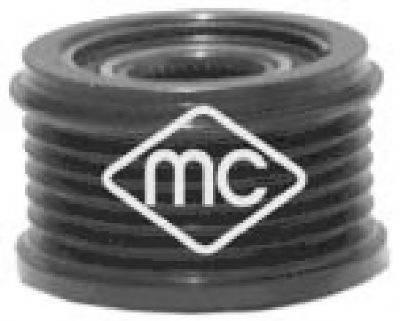 METALCAUCHO 05429 Механизм свободного хода генератора