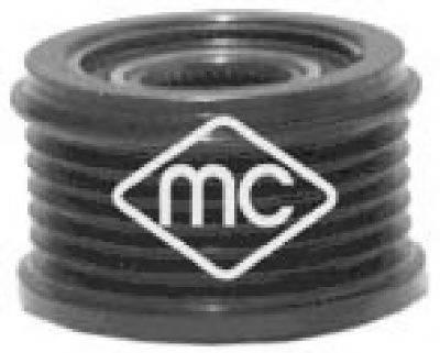 METALCAUCHO 06152 Механизм свободного хода генератора