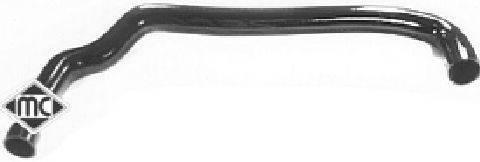 METALCAUCHO 07900 Шланг радиатора