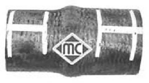 METALCAUCHO 08950 Шланг радиатора