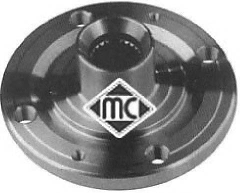 METALCAUCHO 90012 Ступица колеса