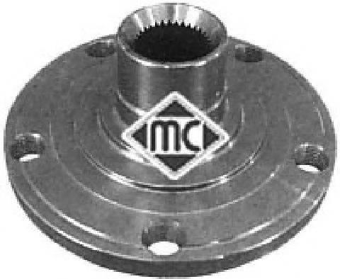 METALCAUCHO 90054 Ступица колеса