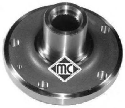 METALCAUCHO 90107 Ступица колеса