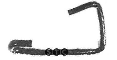 STC T408309 Трубка, клапан возврата ОГ