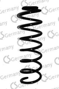 CS GERMANY 14950215 Пружина ходовой части