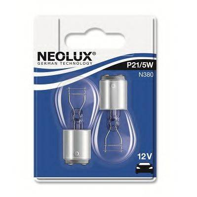NEOLUX® N38002B Лампа накаливания, фонарь указателя поворота; Лампа накаливания, фонарь сигнала тормож./ задний габ. огонь; Лампа накаливания, фонарь сигнала торможения; Лампа накаливания, задняя противотуманная фара; Лампа накаливания, фара заднего хода; Лампа накаливания, задний гарабитный огонь; Лампа накаливания, стояночные огни / габаритные фонари; Лампа накаливания, стояночный / габаритный огонь; Лампа накаливания, фонарь указателя поворота; Лампа накаливания, фонарь сигнала тормож./ задний габ. огонь; Лампа накаливания, фонарь сигнала торможения; Лампа накаливания, задняя противотуманная фара; Лампа накаливания, стояночные огни / габаритные фонари
