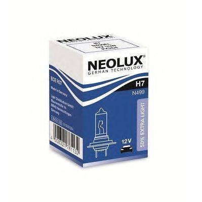 NEOLUX® N499EL Лампа накаливания, фара дальнего света; Лампа накаливания, основная фара; Лампа накаливания, противотуманная фара; Лампа накаливания, основная фара; Лампа накаливания, фара дальнего света; Лампа накаливания, противотуманная фара; Лампа накаливания, фара с авт. системой стабилизации; Лампа накаливания, фара с авт. системой стабилизации; Лампа накаливания, фара дневного освещения; Лампа накаливания, фара дневного освещения