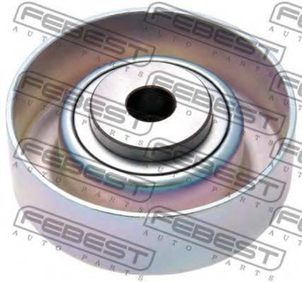 FEBEST 0488CU20 Паразитный / ведущий ролик, поликлиновой ремень