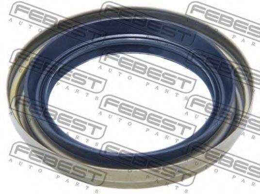 FEBEST 95HDS56760612X Уплотняющее кольцо, ступица колеса