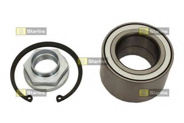 STARLINE LO03501 Комплект подшипника ступицы колеса