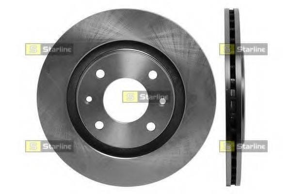 STARLINE PB2025 Тормозной диск