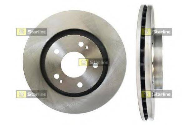STARLINE PB20274 Тормозной диск