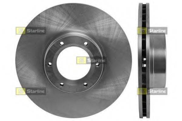 STARLINE PB2731 Тормозной диск