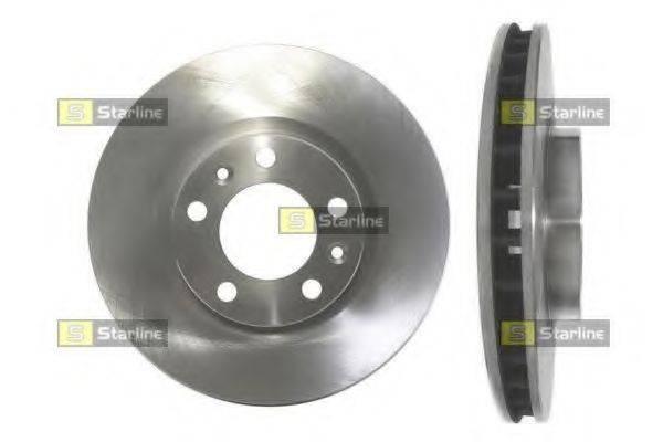STARLINE PB2981 Тормозной диск