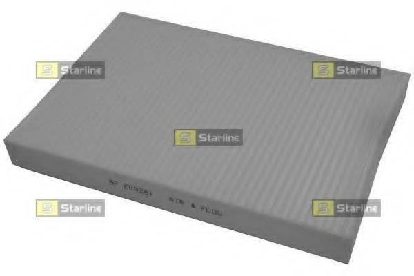 STARLINE SFKF9381 Фильтр, воздух во внутренном пространстве