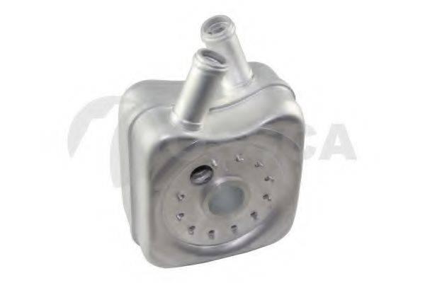 OSSCA 00753 масляный радиатор, двигательное масло