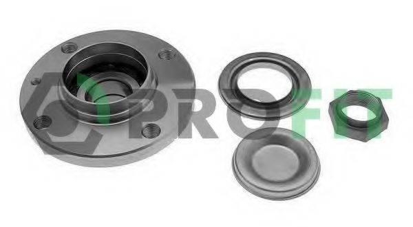 PROFIT 25010743 Комплект подшипника ступицы колеса