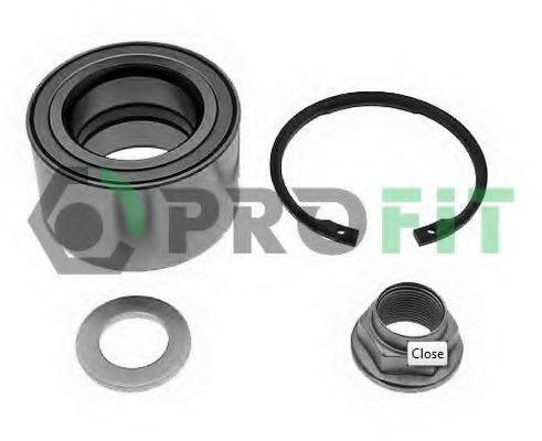 PROFIT 25013500 Комплект подшипника ступицы колеса