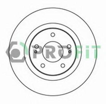 PROFIT 50102017 Тормозной диск