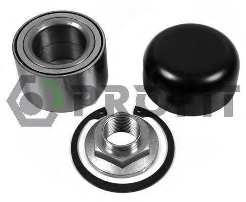 PROFIT 25013501 Комплект подшипника ступицы колеса