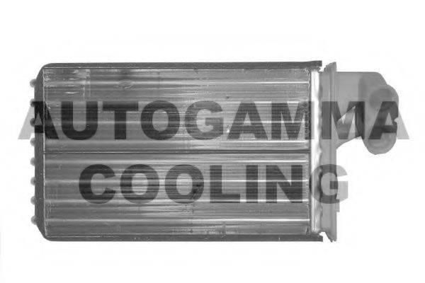 AUTOGAMMA 101634 Теплообменник, отопление салона