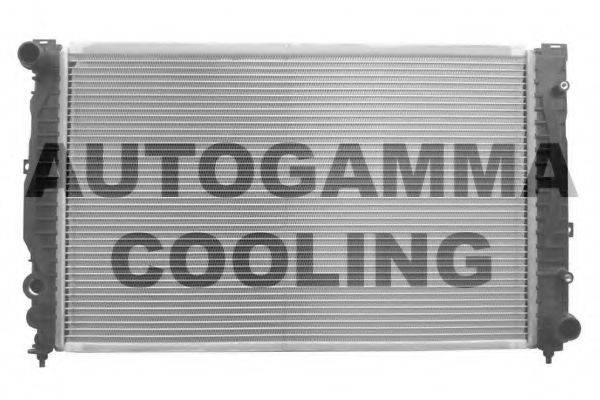 AUTOGAMMA 102055 Радиатор, охлаждение двигателя