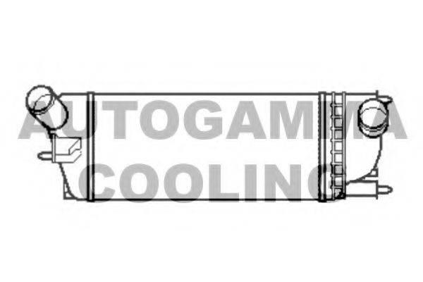 AUTOGAMMA 105190 Интеркулер