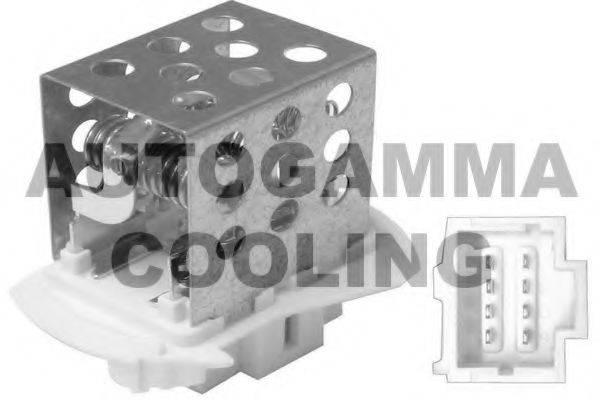 AUTOGAMMA GA15526 Сопротивление, вентилятор салона