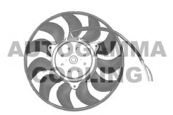 AUTOGAMMA GA200417 Вентилятор, охлаждение двигателя