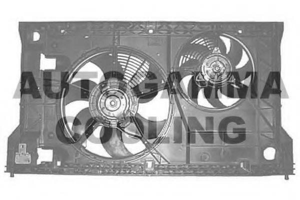 AUTOGAMMA GA200820 Вентилятор, охлаждение двигателя