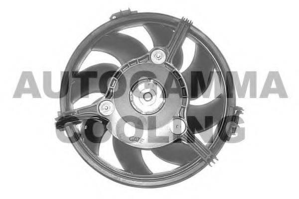 AUTOGAMMA GA201663 Вентилятор, охлаждение двигателя