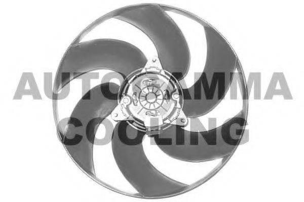 AUTOGAMMA GA201717 Вентилятор, охлаждение двигателя