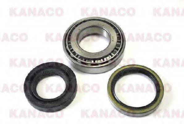 KANACO H25004 Комплект подшипника ступицы колеса