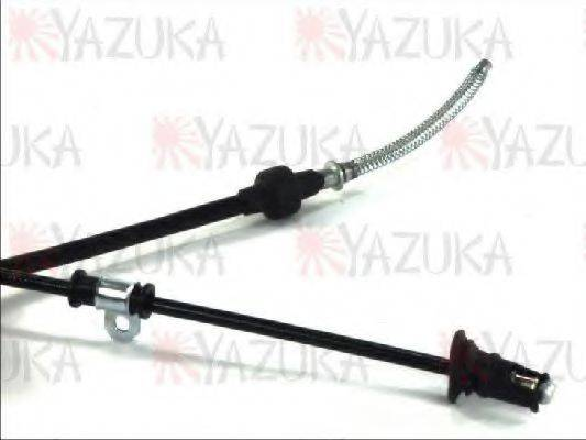 YAZUKA C75081 Трос, стояночная тормозная система