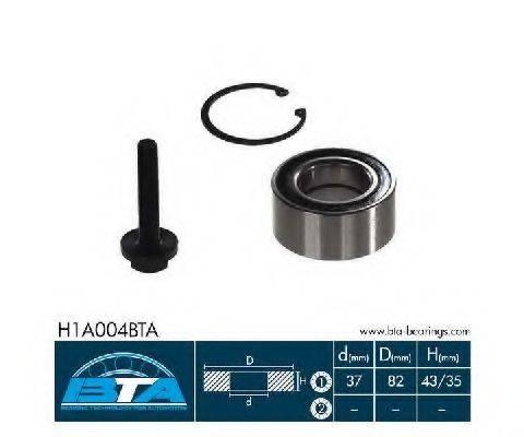 BTA H1A004BTA Комплект подшипника ступицы колеса