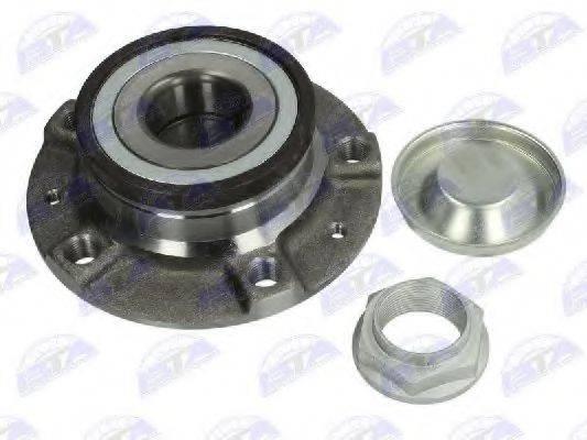 BTA H2P019BTA Комплект подшипника ступицы колеса