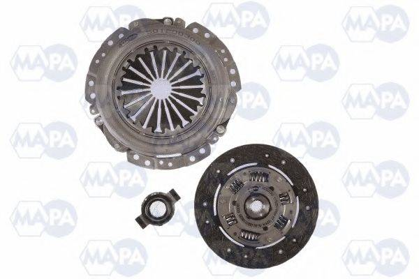 MAPA 008200500 Комплект сцепления