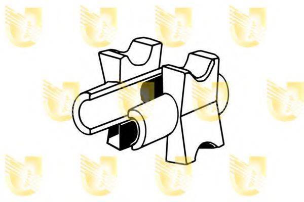 UNIGOM 391092 Ремкомплект, подшипник стабилизатора