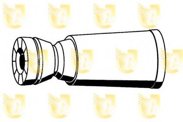 UNIGOM 391157 Буфер, амортизация