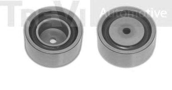 TREVI AUTOMOTIVE TA1261 Паразитный / ведущий ролик, поликлиновой ремень