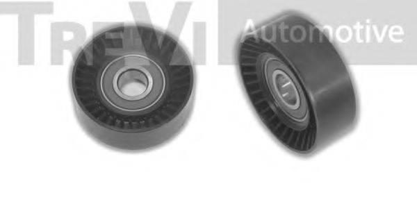 TREVI AUTOMOTIVE TA1604 Паразитный / ведущий ролик, поликлиновой ремень