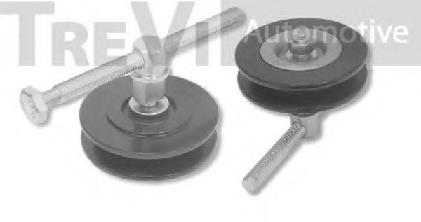 TREVI AUTOMOTIVE TA1289 Паразитный / ведущий ролик, поликлиновой ремень