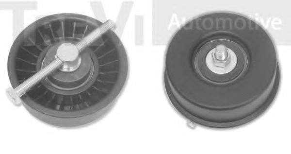 TREVI AUTOMOTIVE TA1310 Натяжной ролик, поликлиновой  ремень